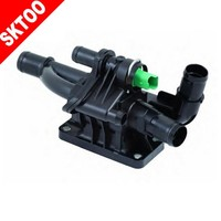 Engine Coolant Thermostat Assembly For FORD Focus MINI PEUGEOT VOLVO FIAT Car Thermostat 1336AF 31319493 11517809191