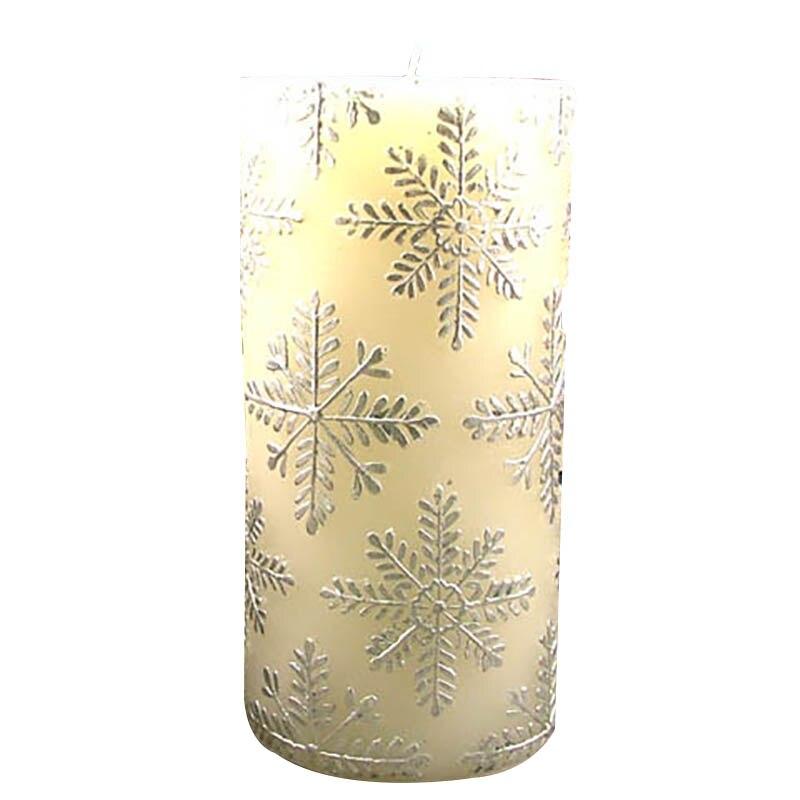 3D سيليكون الصابون قالب شمع اسطوانة العفن ل اليدوية الحرفية الراتنج الطين أداة زخرفة-في قوالب شمعة من المنزل والحديقة على  مجموعة 3