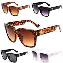 04d7b7edf02 2019 New Oversized Sunglasses Men Women UV400 Tiger Head Brand Design Sun  Glasses Unisex Outdoor Goggle