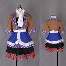 NSOKING TouHou Project Cosplay Mizuhashi Parsee Costume