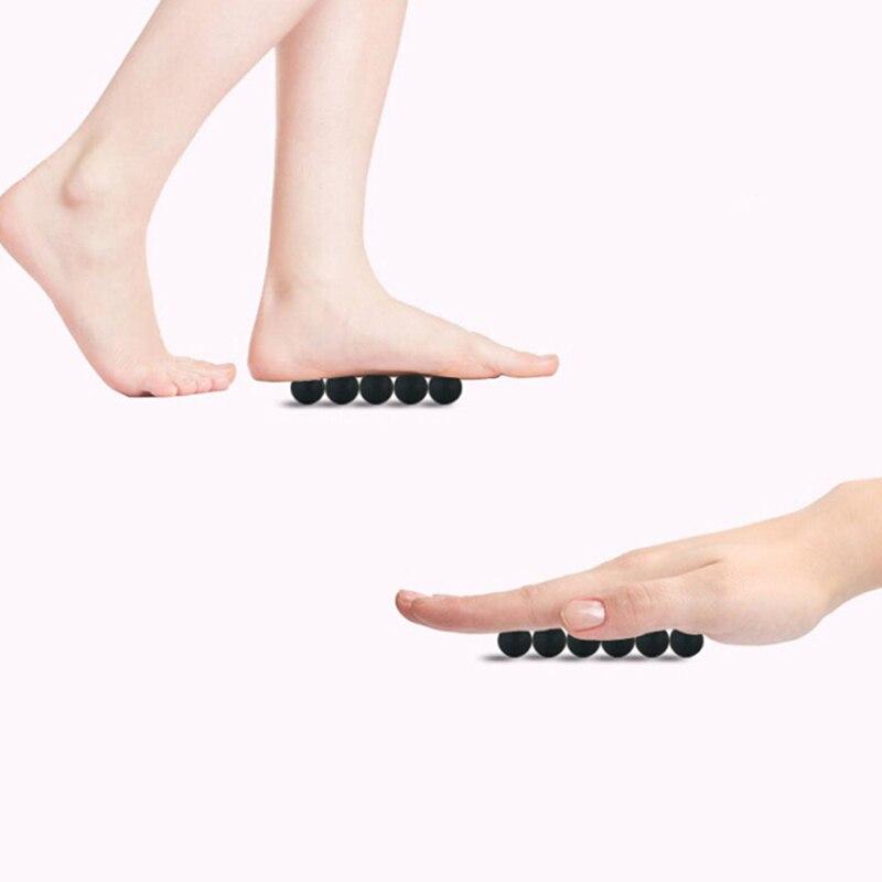 Haut Pflege Werkzeuge Körper Massage Ball Fitness Massage Kugeln Entspannen Entlasten Müdigkeit Rehabilitation Gym Training Massage Lacrosse Ball Fuß Pflege Werkzeug