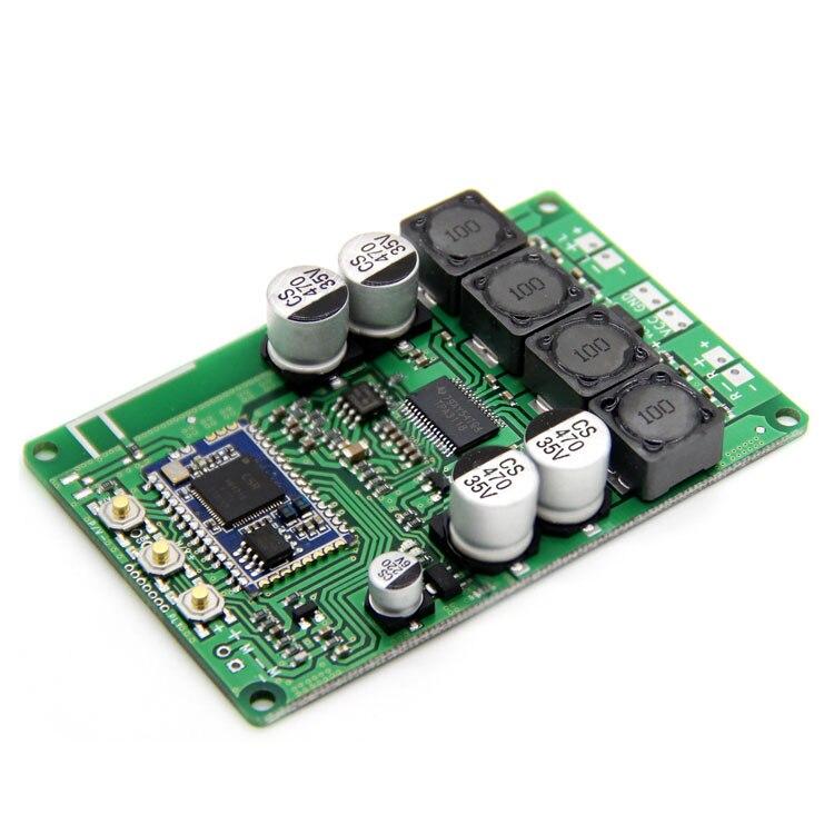 TPA3118 Amplifier 30W+30W CSRA64215 4.0 4.2 Bluetooth receiver APTXLL 12V 24v CAR Low Power AMP