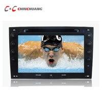 Xe DVD Player cho Renault Megane 2003-200 với GPS Navi Đài Phát Thanh Ipod USB SD BT, hỗ trợ 3 Gam Wifi Ảo 10-Discs + Miễn Phí 8 Gam Thẻ Bản Đ