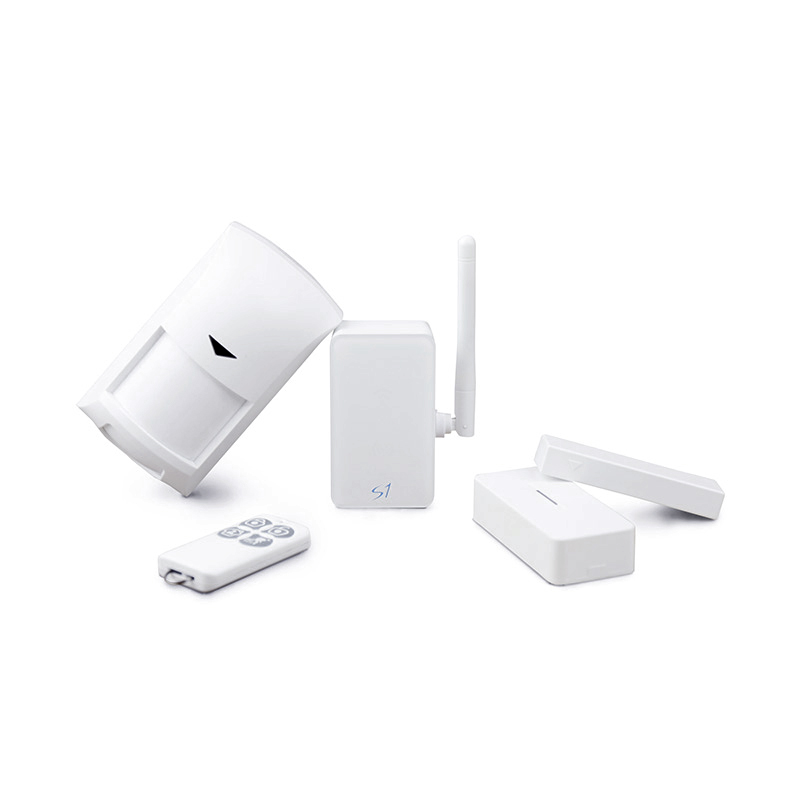 Broadlink Alarm&Security kit,S1/S1C SmartOne PIR/ Door Detector Sensor Wifi Remote Contr ...