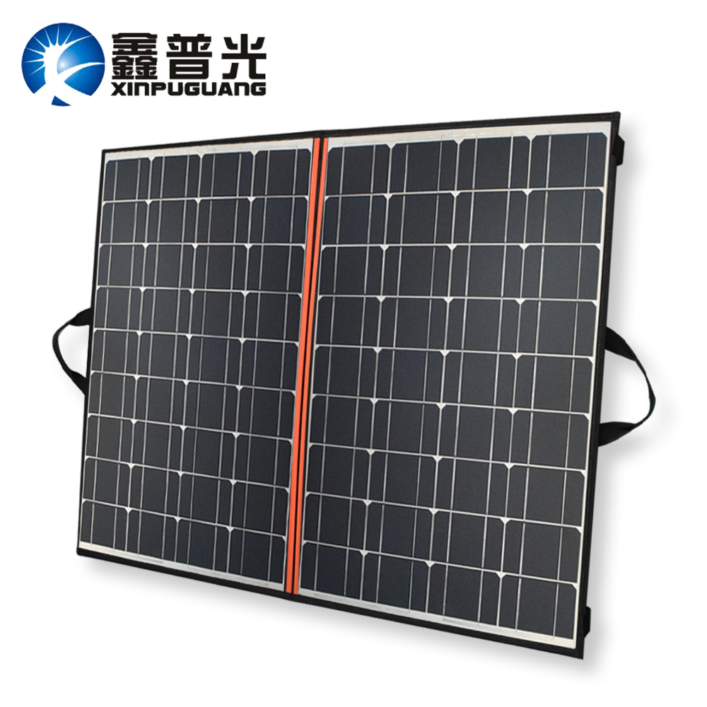 140w foldable panel solar charger 70w*2 Black mono Solar Panels China PV module 12v /24v 10A controller battery solar blanket painel solares 300w mono painel solar 12v solar panel battery charger solar panel manufacturers in china sun panels sfm 300w
