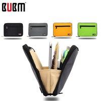 Bubm çift katmanlı yastıklı seyahat kılıf ipad mini için elektronik aksesuarları ambalaj küpleri organizatör makyaj çantası