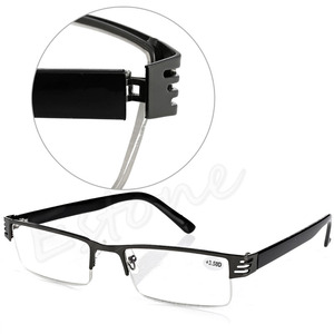 New Unisex 1PC Blue Film Resin Reading Glasses +1.00 1.50 2.00 2.50 3.00 3.50 4.00 Diopter Drop ship