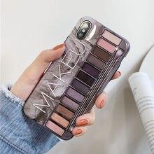 Eyeshadow Palette iPhone Case