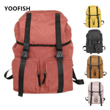 New Arrival Nylon Men/Women Backpack School Bag Fashion Waterproof Travel Casual  Book bag Teenage Girls