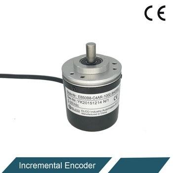 ELCO cyfrowy optyczny enkoder pozycji nadajniki mechaniczne obrotowy licznik EB50B8-C4AR-1000.9H0300