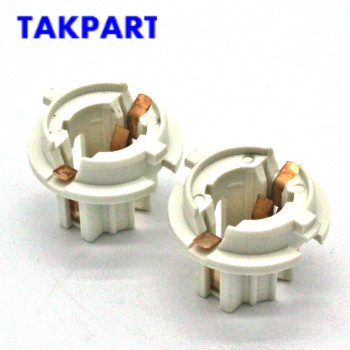 TAKPART Rear Tail Light Lamp Bulb Socket Holder For BMW 7 Series X5 E53 E70 E65 X3 E83 image