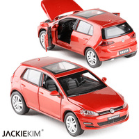 New Mô Hình Mô Phỏng Cao Đồ Chơi 1:32 Volkswagen Golf Mới Hợp Kim Xe Cổ Điển Mô Hình Xe Xuất Sắc Giáng Quà Tặng Đồ Chơi Miễn Phí Vận Chuyển
