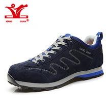Xiangguan Открытый дышащий Треккинговые ботинки для мужчин и женщин легкий Прогулки Восхождение Обувь противоскользящие женские кроссовки треккинговые ботинки