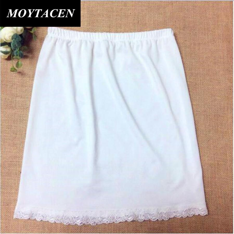 Sale Kleding Dames 2017 Hot Sale Limited Dames Kleding Manufacturers Selling Ms Xia Petticoat Skirt Qmilch Impermeable Anti Slip Backing In The In Half Slips From