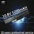 HSW 5200mAh batterie für COMPAQ 510 511 610 615 für Hp 550 Business Notebook 6720s 6730s 6735s 6820s 6830s HSTNN IB51 batterie-in Laptop-Akkus aus Computer und Büro bei