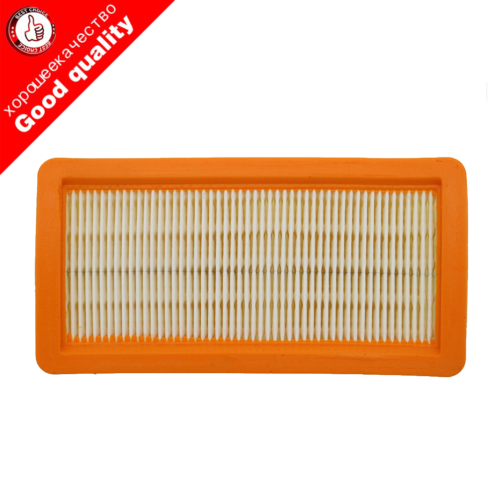 Washable Karcher Filter For DS5500,DS6000,DS5600,DS5800 Robot Vacuum Cleaner Parts For Karcher 6.414-631.0 Hepa Filters