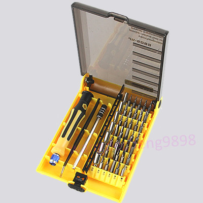 Precision 45 In 1 Electron Torx Screwdriver Tool Set Repair Computer Phone