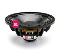 Finlemho neodymium coaxiale luidspreker 10 inches voor draagbare speaker home theater professionele audio DHL gratis verzending