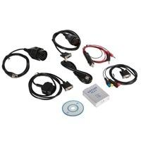 KWP2000 Plus Car Engine Automotive Diagnostic Tools OBDII OBD2 ECU Chip Tuning Tool ECU Flasher Smart Remapping Decode
