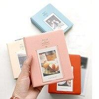 64 zakken Polaroid Fotoalbum Mini Instant Foto Case Opslag Voor Fujifilm Instax Mini Film 8 Korea Instax Album Fotografia