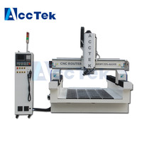 Cheap price in china 4 axis 5 axis cnc milling machine wood
