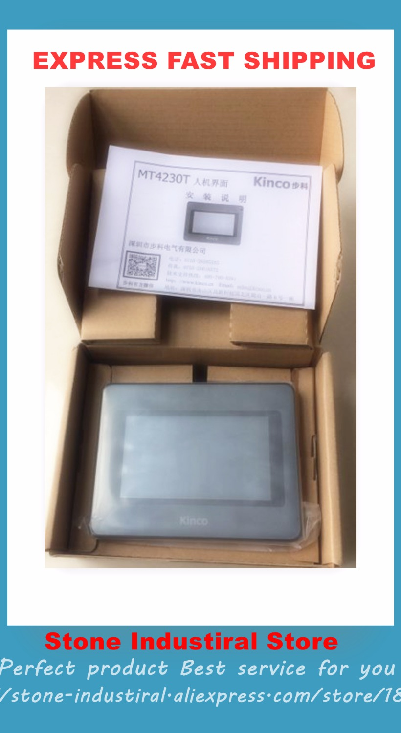 Original New Offer step Section 4.3HMI MT4230T Replace MT4210T weinview mt8150ie 15 inch 1024 768 hmi new original can replace mt8150x 13 months warranty