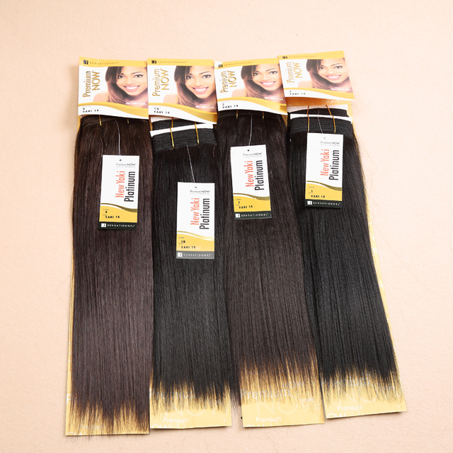 1pcpremium Now Hair Yaki Natural Hair Extension Blended Hair Weave