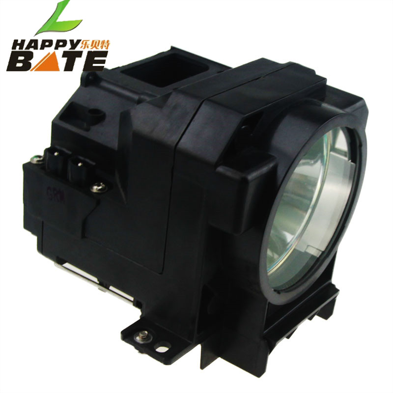 HAPPYBATE Compatible Projector Lamp ELPLP23 V13H010L23 for EMP-8300 EMP-8300NL EMP-8350 EMP-8350NL with housing 180 day warranty