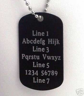 low price custom dog tags big discount custom made carving word dog