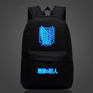 FVIP Backpack Anime School Bag for Teenagers Nylon Mochila fc5ff7d43c437