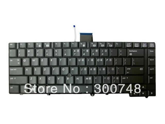 Genuine HP EliteBook 6930p Laptop US Keyboard 483010-001 468778-001 V070530AS1