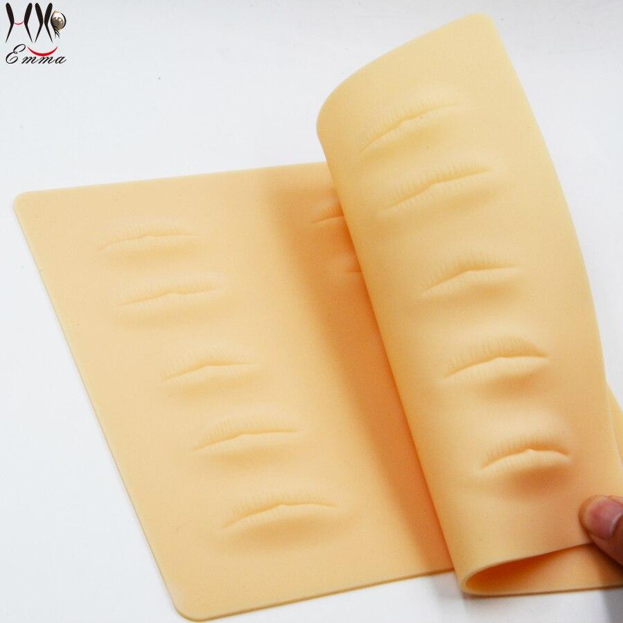 10pcs / lot 3D קעקוע בפועל עור איפור קבוע - קעקוע ואמנות גוף