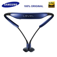 SAMSUNG Level U Wireless Bluetooth Earphones 4 1 With Mic In Ear Stereo Bass Sport Headsets