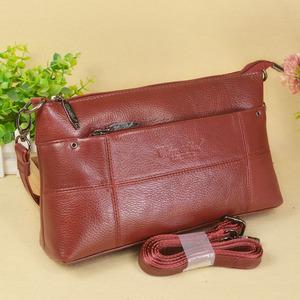Image 2 - 高級ハンドバッグ女性のバッグデザイナー革女性のスモールクロスボディバッグメッセンジャーショルダーバッグ財布 Bolsas
