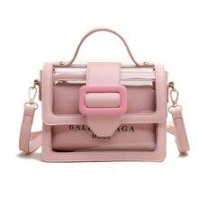 Transparent Bag 2019 Luxury Handbags Women Bags