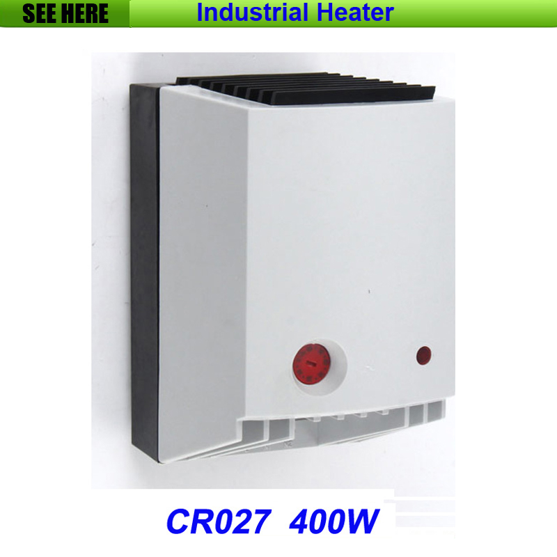 High Quality Industrial Used Small Compact 400w PTC Heating Element Semiconductor Fan Heater CR027 high quality industrial used small power heater use in areas with explosion hazard 150w explosion proof heater
