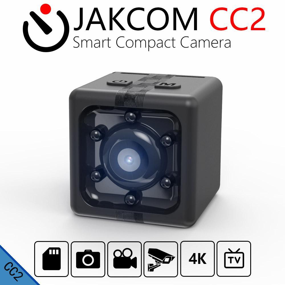 JAKCOM CC2 Смарт компактная камера Горячая продажа в мини-камкордерах как camara espia oculta inalambrica wifi камера 4k мини камера
