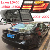 1set Car Styling for Lexus LS460 2006 2007 2008 2009year taillights LED LS460 Tail Lamp rear lamp drl+signal+brake+reverse