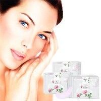 LENI Rose Essence Eye Mask Collagen Eye Patches Dark Circle Puffiness Eye Bag Anti-Aging Wrinkle Firming Skin Care 8PCS=4Pairs Creams