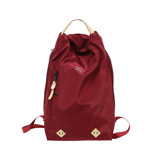 Japan's ultra-large capacity portable nylon travel bag portable men's and women's short-distance travel backpack SS - 028