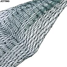 JETTINGNew 1pc foldable fishing nets fish pot trap filet de peche rete pesca fish drying nylon-fishing-net creels