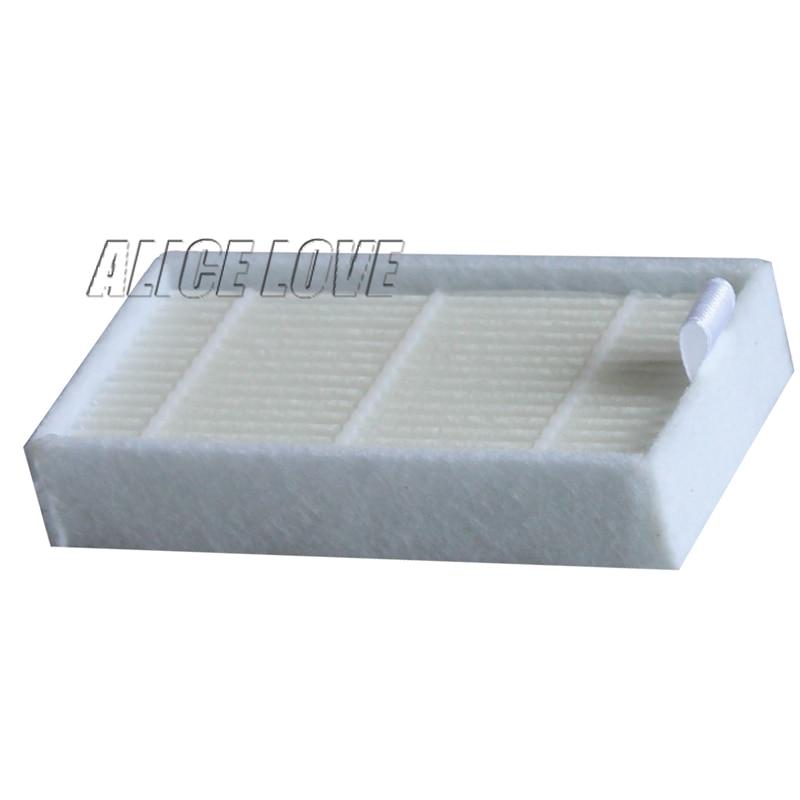 12pcs Vacuum Cleaner Filters HEPA Filter for ECOVACS CR130 cr120 CEN540 CEN250 ML009 CHUWI V3 iLife V5 V3+ V5PRO Cleaner Parts