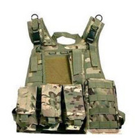 MOLLE Tactical Vest System Quick Release