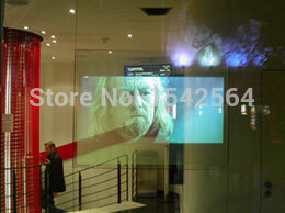 """Super thin 55"""" 10 points touch film touch foil film for window display"""