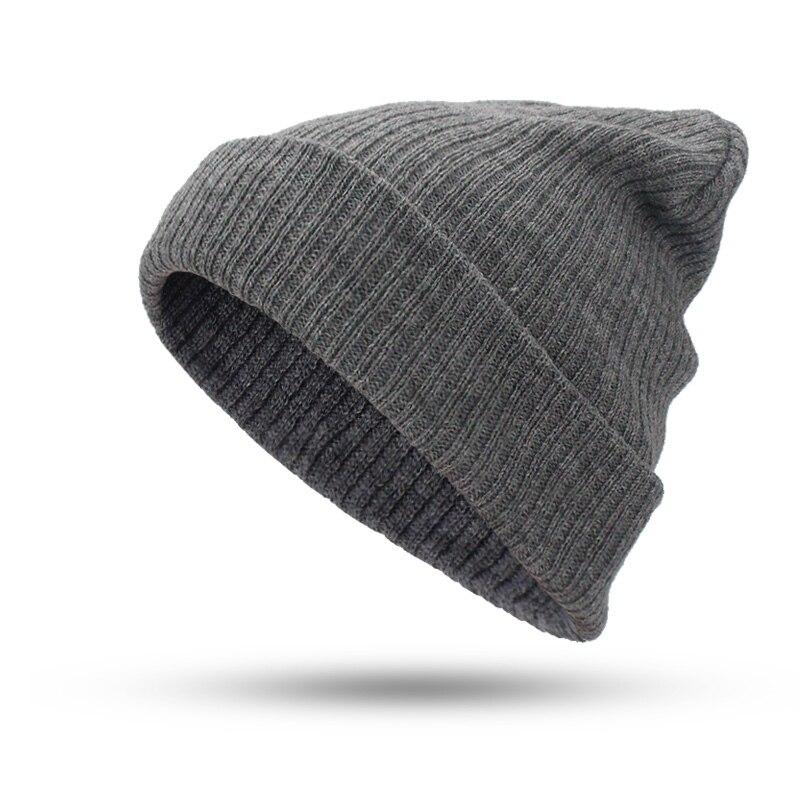 Aliexpress.com   Buy New Fashion Winter Hat Women Man Green Hat Skullies  Beanie Unisex Warm Hats Knitted Cap for Men Beanies Simple Warm Soft Cap  from ... 4915df7a9844