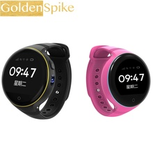 Newst S668 Relógio Inteligente Android relógio de Pulso GPS + AGP + LBS + WiFi Pedômetro Voz chat Smartwatch Telefone PK PG88 GT88