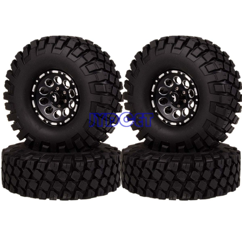 1064-7038  4pcs 1.9 Wheel/Rim & 112mm Super Swamper Tyre For RC 1/10 Model Rock Crawler TRX-4 CC011064-7038  4pcs 1.9 Wheel/Rim & 112mm Super Swamper Tyre For RC 1/10 Model Rock Crawler TRX-4 CC01