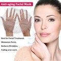 Natural de Hojas de Edelweiss Esencia Anti-envejecimiento Facial de la Máscara de Brillo Hidratante y Que Blanquea Cuidado de Piel 30 ml/1 UNIDS