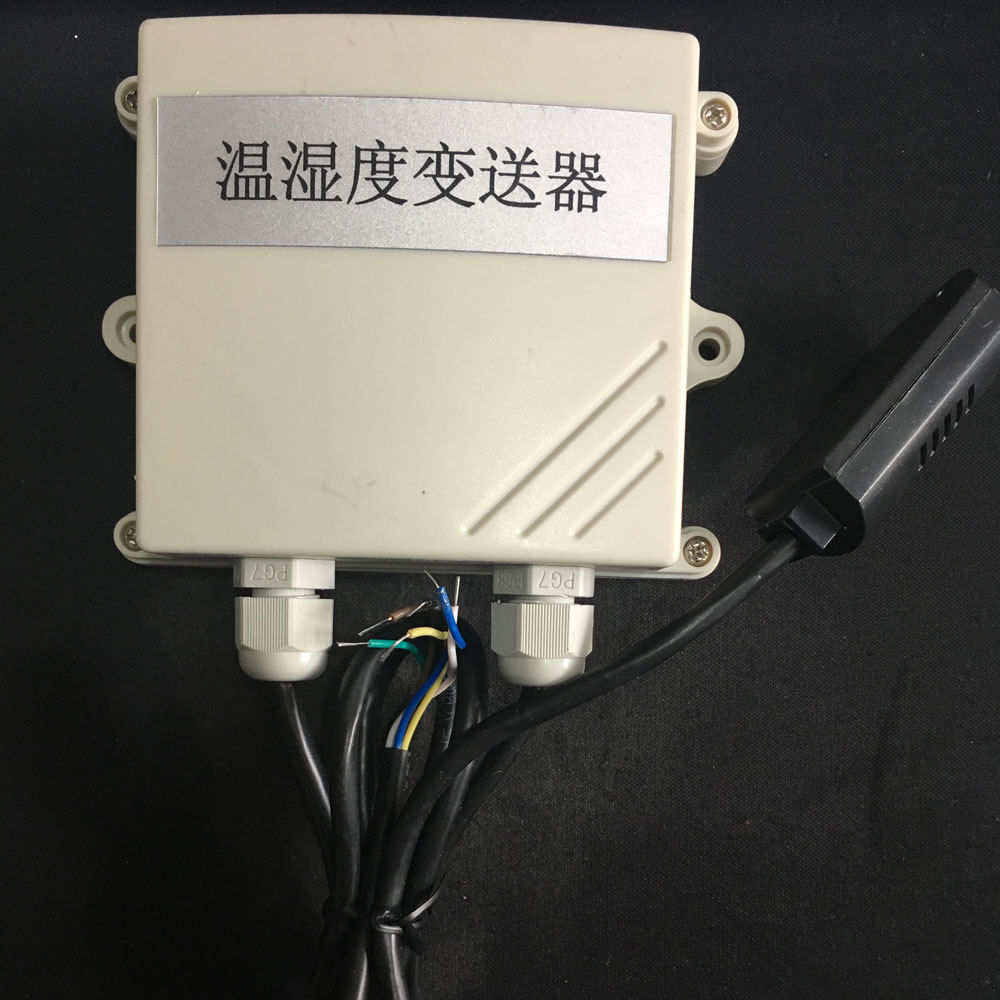 Transmetteur de température et d'humidité étanche/capteur de température 4-20ma