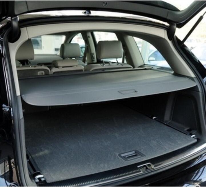 Car Rear Trunk Security Shield Cargo Screen Shield Shade